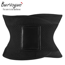 Load image into Gallery viewer, Burvogue Shaper Women Body Shaper Slimming Shaper Belt Girdles Firm Control Waist Trainer Cincher Plus size S-3XL Shapewear