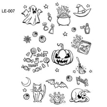 Load image into Gallery viewer, Luminous Tattoos Glow In The Dark Children's Temporary Tattoos Kids Waterproof Cute Stickers