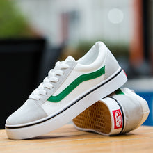 Load image into Gallery viewer, Lovers Korean Version Classic Fashion Men Women's Canvas Shoes Flat Bottom Casual Shoes Chunky Sneakers Zapatos Mujer Old Skool