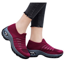 Load image into Gallery viewer, Women Breathable Mesh Running Shoes  Damping Sport Shoes Outdoor Walking Zapatos  Sports Shoe