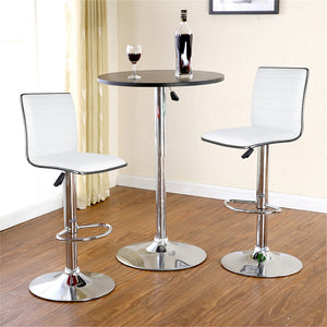 2Pcs/Set Adjustable Lift Rotating Swivel Bar Stool Simple Bar Chairs Modern Dining Chair Nordic Bar Chair Home Furniture HWC