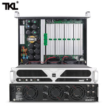 Load image into Gallery viewer, TKL PS4 professional power amplifier 1300Wx4 dj Audio Power HiFi Amplifier Speaker