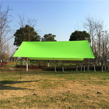 Load image into Gallery viewer, 3mx3m Waterproof Sun Shelter  Anti UV Beach Tent Shade Outdoor Camping