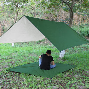 3mx3m Waterproof Sun Shelter  Anti UV Beach Tent Shade Outdoor Camping
