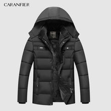 Load image into Gallery viewer, Warm Thick Winter Jacket Men Clothes Casual Stand Collar High Quality Fashion Brand Winter Coat