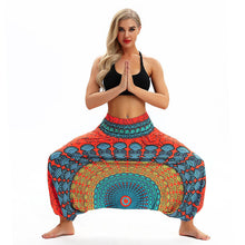 Load image into Gallery viewer, Women Casual Loose Yoga Baggy  Aladdin Leggings