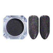 Load image into Gallery viewer, 1g Holographic Nail Powder Glitter Laser Holo Shimmer Nail Art