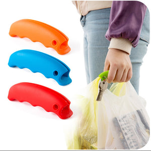 1PC Shopping Bag Holder Clips Handle Carrier Mention Dish Carry Bags Save Effort Shopping Bag Clip Comfortable Carry Handle