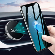 Load image into Gallery viewer, Phone Holder Magnetic Air Vent Mount Mobile Smartphone Stand Magnet Support Cell in Car GPS