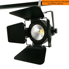 Load image into Gallery viewer, Novelties LED 200W COB Par Lights Aluminum Housing White/Warm White Color For Stage/Theater/Small Club And Bars Lighting SHEHDS