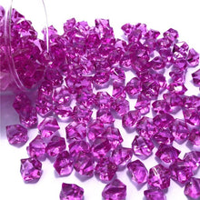 Load image into Gallery viewer, 150pcs Mini Acrylic Crystal Gemstone Ice Rock Craft For Party Vase Filler Decorative R1 Stone