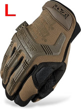 Load image into Gallery viewer, 2019 New Mechanix Wear M-Pact Military Tactical Army Combat  Shooting Bicycle  Paintball Full Finger Gloves