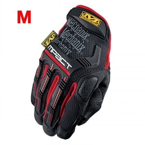2019 New Mechanix Wear M-Pact Military Tactical Army Combat  Shooting Bicycle  Paintball Full Finger Gloves