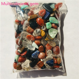 50g natural crystal degaussing stone fish tank decoration gem