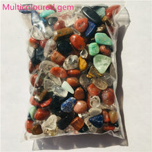 Load image into Gallery viewer, 50g natural crystal degaussing stone fish tank decoration gem