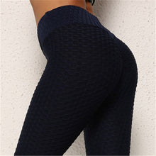 Load image into Gallery viewer, Tummy Control Leggings Women Yoga Pants High Waist Workout Tights Running Compression