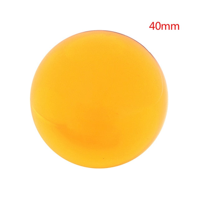 1pcs Crystal Amber Ball Quartz Healing Sphere Photography Props Home Decoration Dropshipping