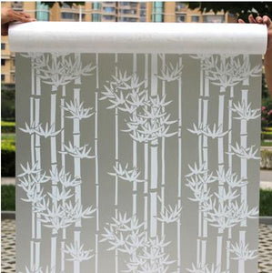 Window paper Window stickers Scrub stickers Toilet Bathroom Blackout window Foyer Balcony