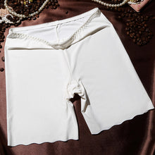 Load image into Gallery viewer, Sexy Women Soft Cotton Seamless Safety Short Pants Summer Quality Under Skirt Shorts Modal Ice Silk Breathable Short Tights New