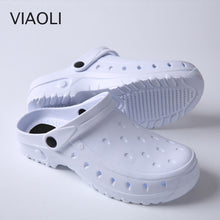 Load image into Gallery viewer, VIAOLI new Men Classic Anti-static Autoclavable Anti Bacteria Surgical Shoes