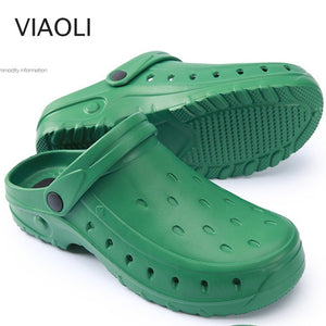 VIAOLI new Men Classic Anti-static Autoclavable Anti Bacteria Surgical Shoes