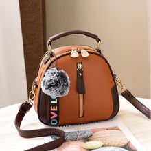 Load image into Gallery viewer, Pearl Hair Ball, Women's Mini Bag, Fashion Chain, Shoulder