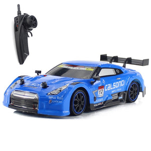 RC Car For GTR/Lexus 4WD 2.4G Off Road Rockstar Radio Remote Control Vehicle