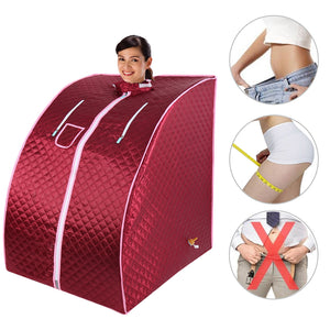 Portable Steam Sauna Home Sauna Spa Bath Slimming Household Sauna Box Relief Insomnia Sauna Box