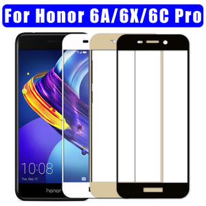 Protective Glass For Honor 6c Pro For Huawei 6a 6x 6 C X A C6 X6 A6 Tempered Glas Screen Protector Film On Honor6c Honor6x 6cpro