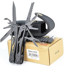 Load image into Gallery viewer, Ganzo G202B G202 Multi Tool Outdoors Military Camping Pliers with Kits Fishing Tools