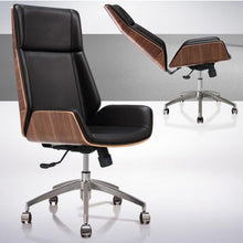 Load image into Gallery viewer, Office chair fashionable  high back home computer chair rotating conference chair director chair