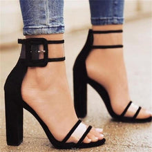 Load image into Gallery viewer, Woman Pumps Shoes High Heels T-stage Sexy Dancing Party Wedding ladies shoes Zapatos De Mujer Sapato chaussures Feminino