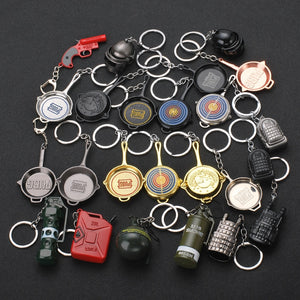 Keychains Ring for Men Gifts Souvenirs 12CM