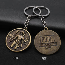 Load image into Gallery viewer, Keychains Ring for Men Gifts Souvenirs 12CM
