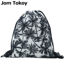 Load image into Gallery viewer, New fashion backpack 3D printing