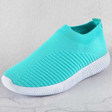 Load image into Gallery viewer, 2019 Women Sneakers Fashion Socks Shoes Casual White Sneakers Summer knitted Vulcanized Shoes Women Trainers Tenis Feminino 2019