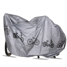 Load image into Gallery viewer, 2 Colors Bicycle Cover Waterproof Outdoor UV Protector MTB Bike Case Rain Dustproof Cover For Motorcycle Scooter