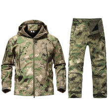 Load image into Gallery viewer, New Men Tactical Military Uniform Clothing Waterproof Army Combat Uniform Tactical Pants