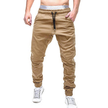 Load image into Gallery viewer, Men Sweatpants Slacks Casual Elastic Joggings Sport Solid Baggy Pockets Trousers 4.12