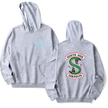 Load image into Gallery viewer, Riverdale Hoodie Sweatshirts Plus Size South Side Serpents Streetwear