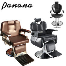 Load image into Gallery viewer, Panana High Grade Barbershop Shop Salon Barber Chair Tattoo Styling Beauty Threading Shaving Barbers