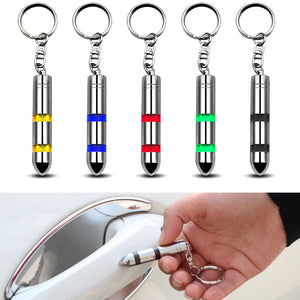 1Pcs High Voltage Anti-Static Keychain Car Static Body Static Eliminator Discharger