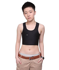 Buckle Short Chest Breathable Buckle Short Chest Breast Binder Trans Lesbian Tomboy LS