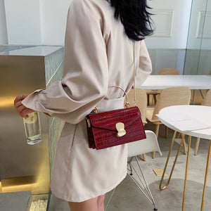 PU Leather Crossbody Bags For Women 2019 Mini Shoulder Travel Totes