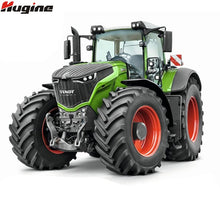 Load image into Gallery viewer, RC Truck Farm Tractor 2.4G Remote Control Trailer Dump/Rake 1:16 High Simulation 38.5CM