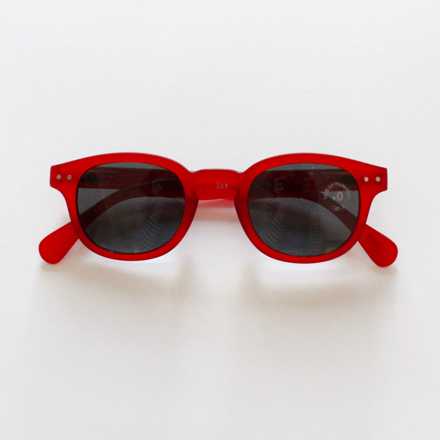 IZIPIZI Sunglasses - Red