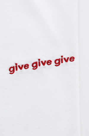 give give give (RED)