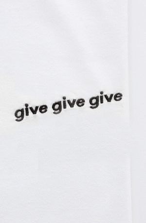 give give give (black)