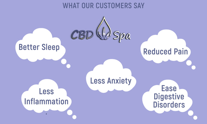CBD Spa Treatments for Wellness and Anxiety
