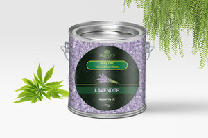 CBD Lavender Bath Salts
